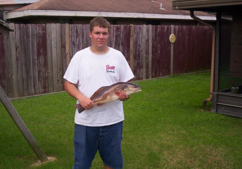 Bigboy with his fish