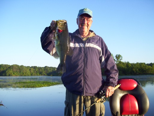 Mt. Attaway with a nice bass
